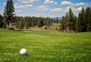 Lake Tahoe Golfing