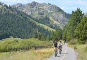 Squaw Valley Biking Trail